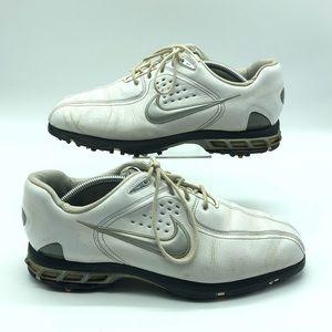 Vtg Nike Air Zoom Elite Mens Golf Shoes Size 10.5